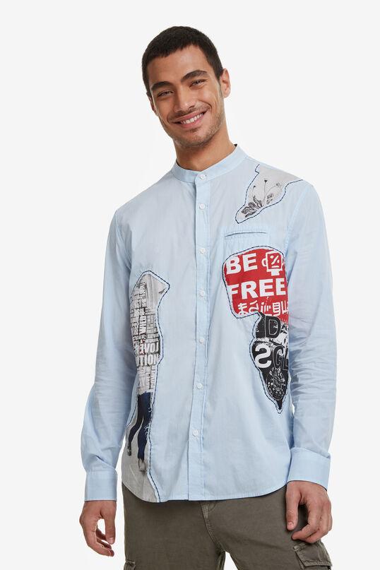 Chemise à rayures fines Jose | Desigual