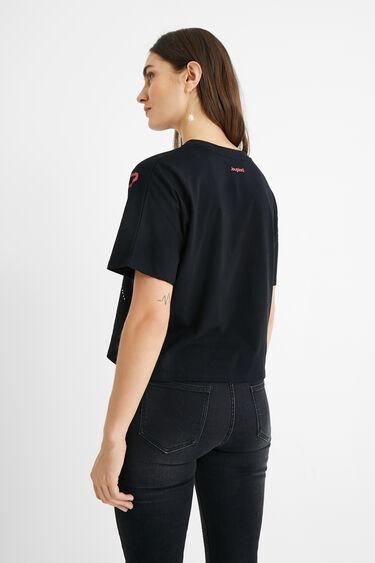 Short T-shirt message | Desigual