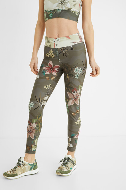 Leggings estampats cintura elàstica