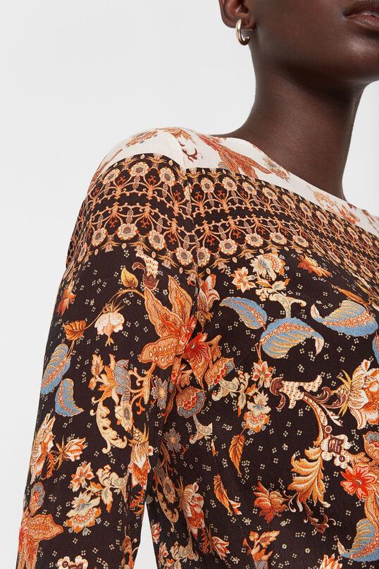 Korte boho-jurk | Desigual