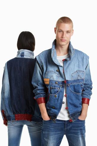 Iconic Jacket retalls denim