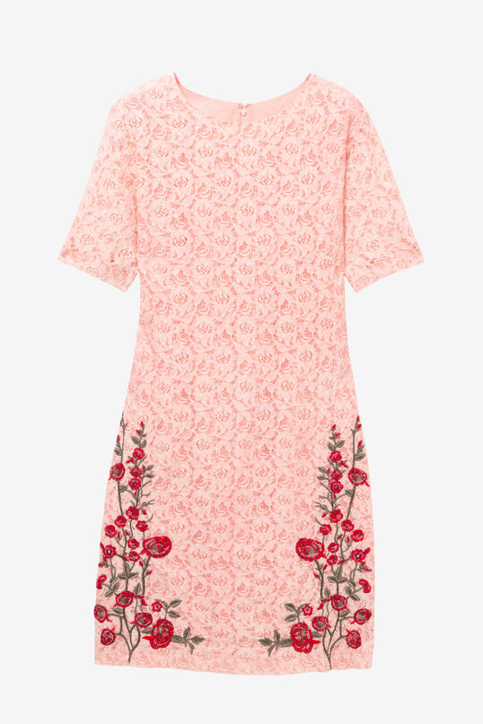 Straight Lace Dress Nakato | Desigual