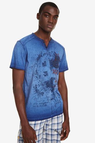 T-shirt bolimanie Eckard