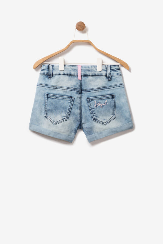 Denim Patch Shorts Maestre | Desigual