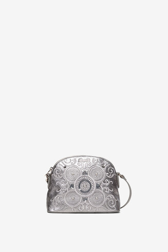 Mini sling bag galactic mandalas
