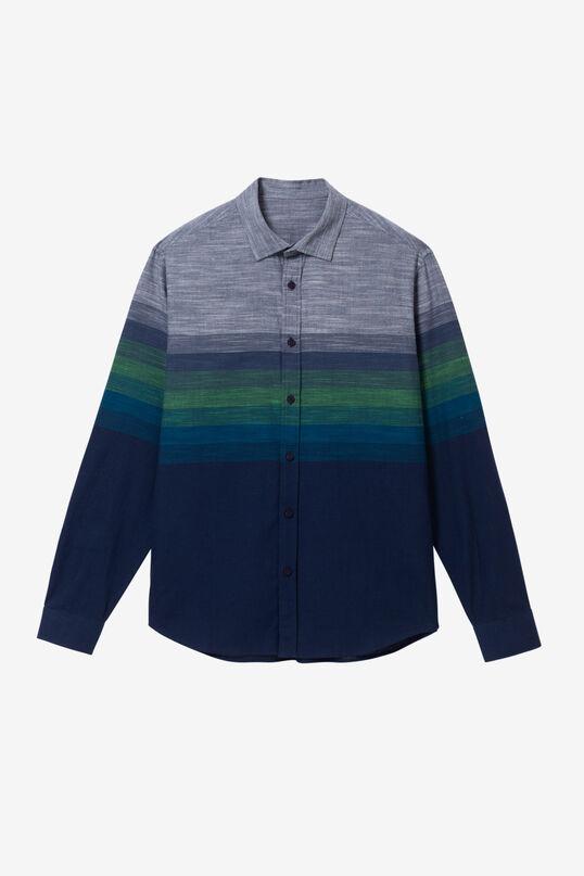 Regular degradé shirt | Desigual