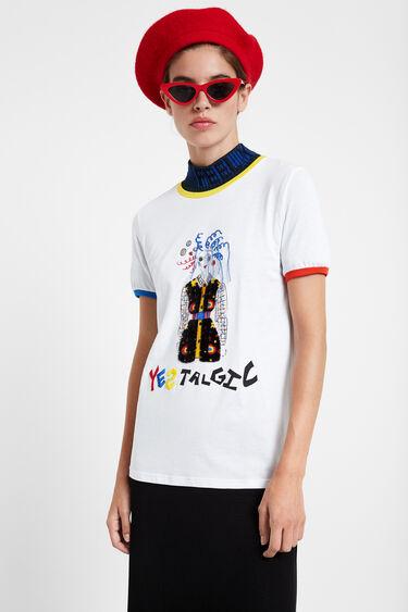 「Young」な才能を終結させた Yestalgic イラストTシャツ | Desigual