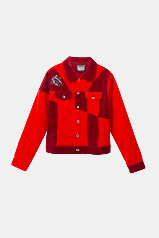 Rote Jacke Young Talents | Desigual