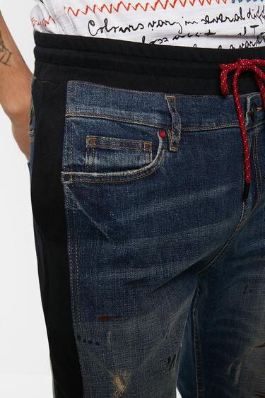 Jogging trousers denim | Desigual