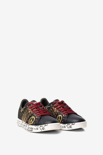 Etnische sneakers