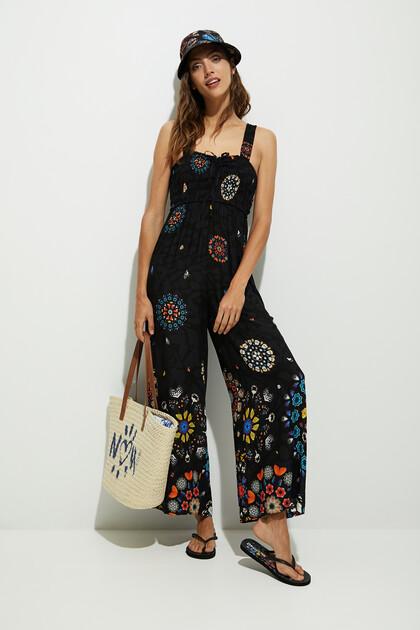 Combinaison pantalon mandalas