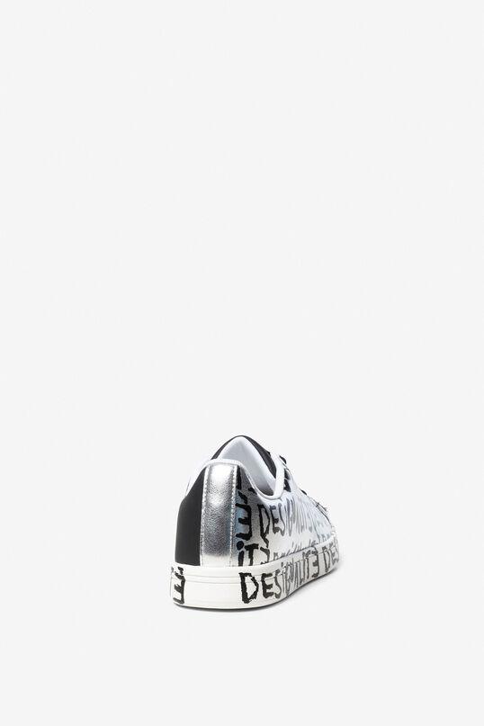 Cosmic-Sneaker mit Desigualité-Schriftzug | Desigual