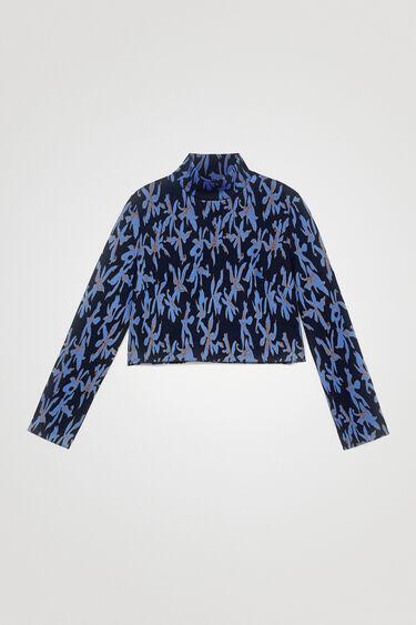 Knit jumper high neck | Desigual