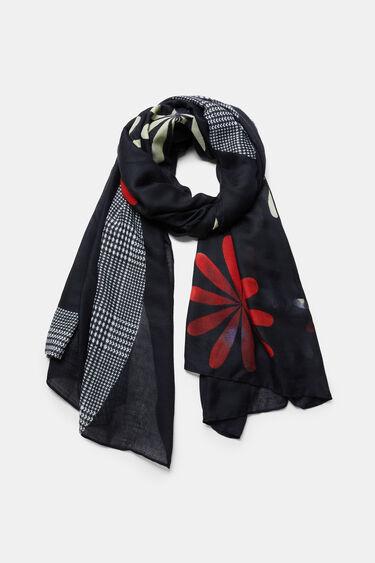 Rectangular logo foulard | Desigual