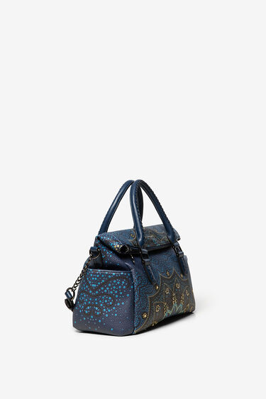 Foldable mandala bag | Desigual