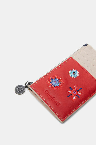 Coin purse card holder mandalas | Desigual