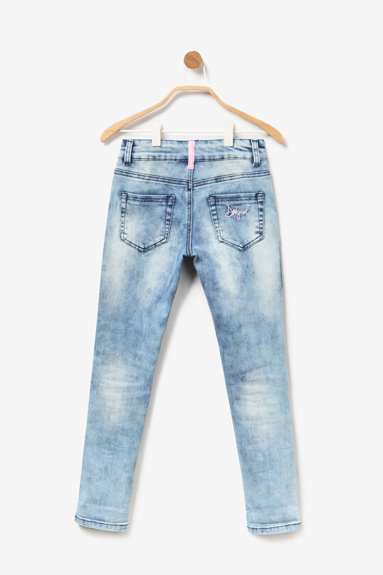 Patched Trousers Abad | Desigual