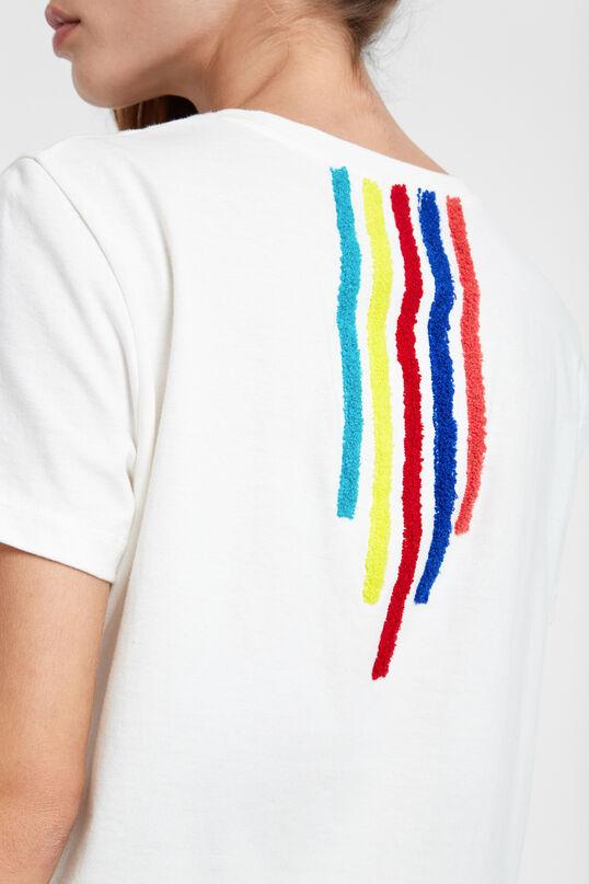 Young Talents textures T-shirt | Desigual