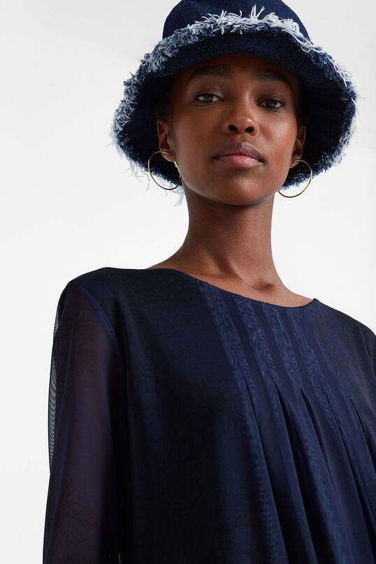 Blue T-shirtRachel   Desigual