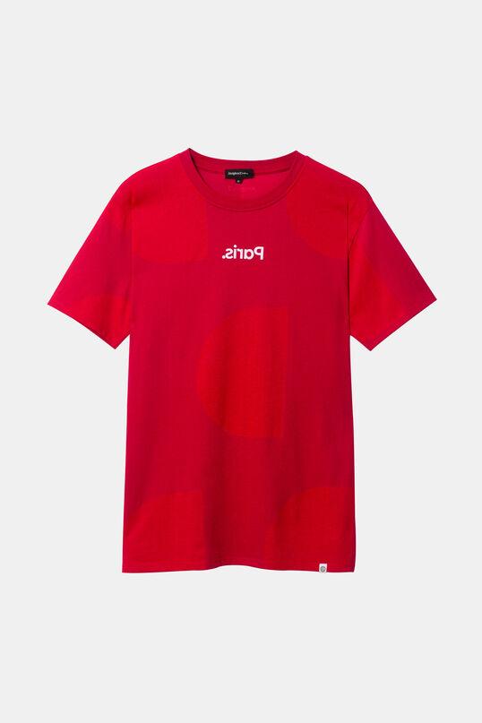 T-shirt Monogram Parijs | Desigual