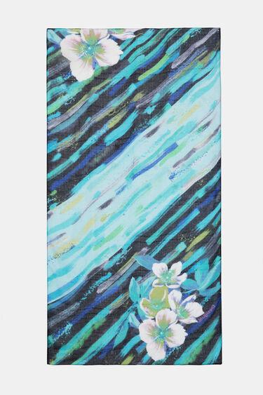 Foulard rectangular arty | Desigual