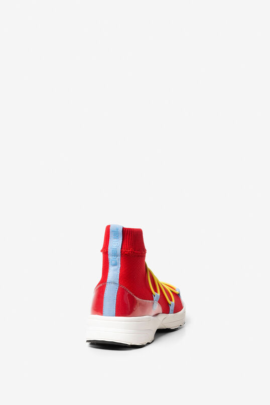 Navaho print sock sneakers | Desigual