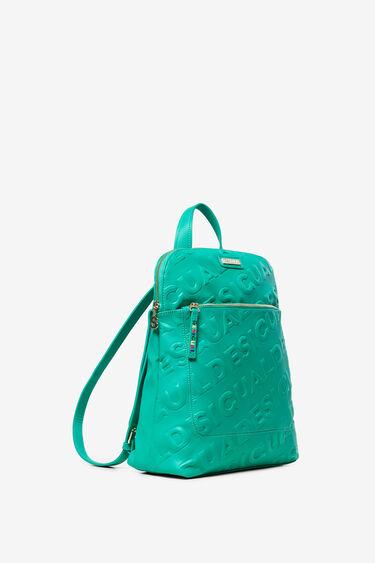 Logomania colorama backpack | Desigual