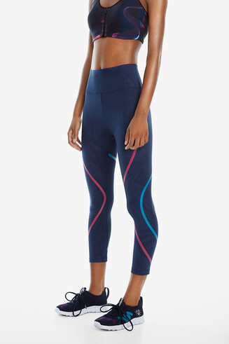 Legging body sculping
