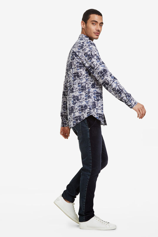 Desigualité long-sleeved shirt | Desigual