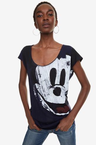 Round-neck T-shirt Mickey