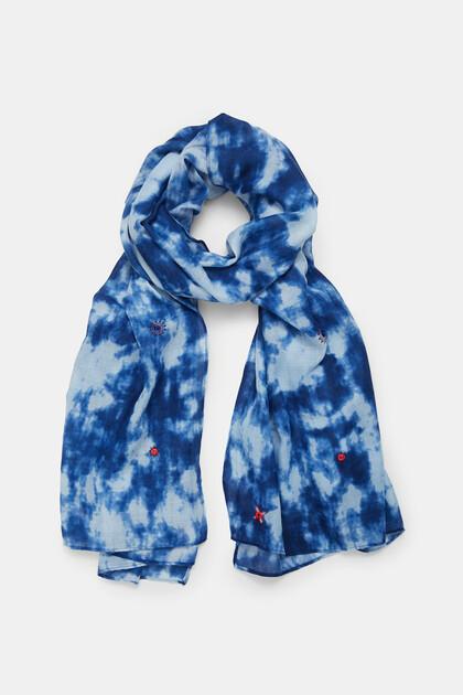Pareo foulard tie-dye
