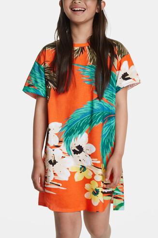 Vestit samarreta hawaià