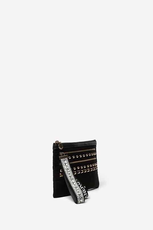 Maxi zip-pull purse | Desigual