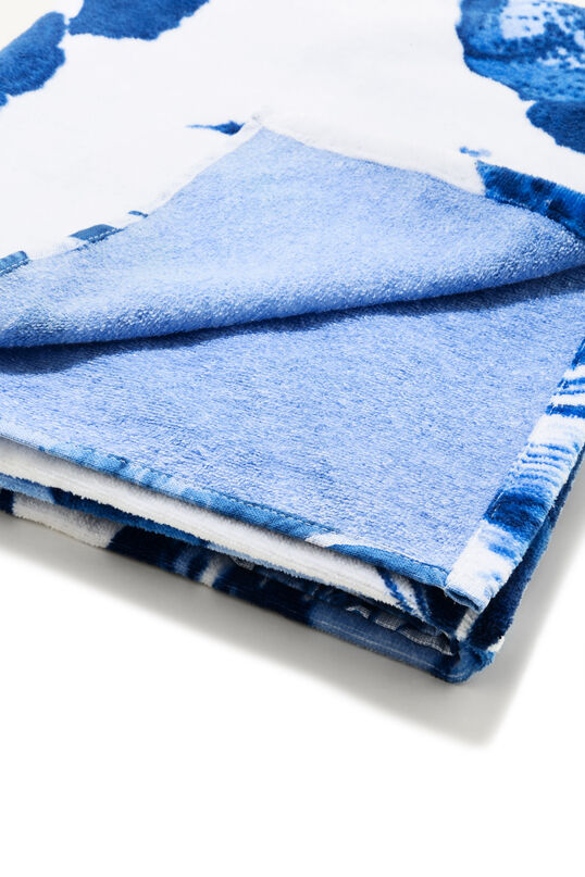 Towel Think In Blue | Desigual
