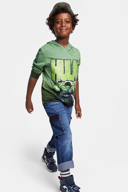 Shirt Hulk Wendepailletten