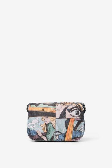 Denim comic bag | Desigual