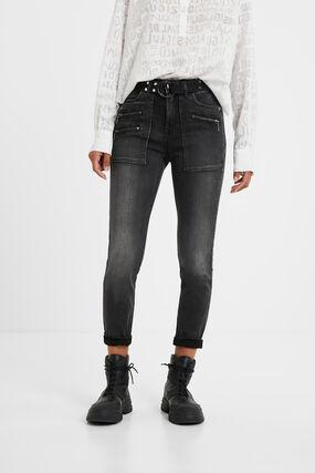Pantalon jean slim