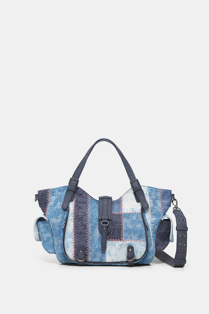 Tasche Jeans-Patches