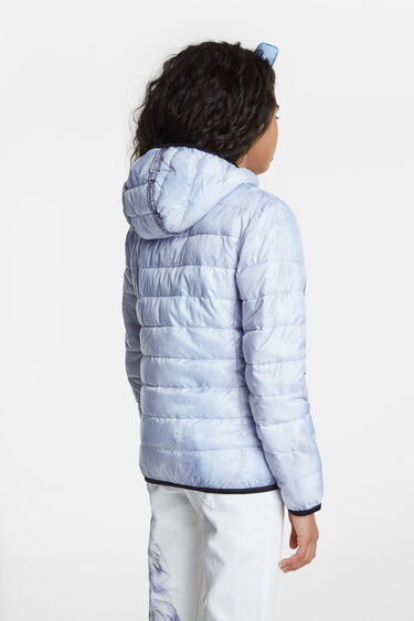 Jaqueta enconxada ronyonera | Desigual