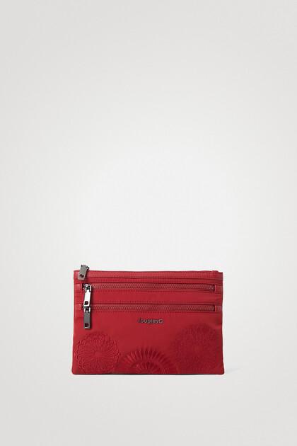 Mandala card-holder purse