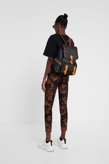 Pantalons skinny ètnics   Desigual