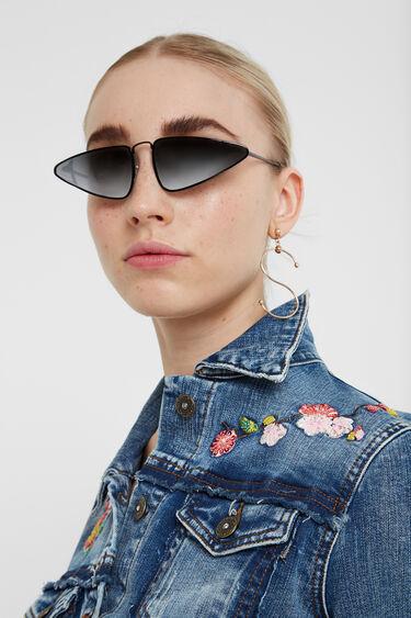 Jean jacket embroidery | Desigual