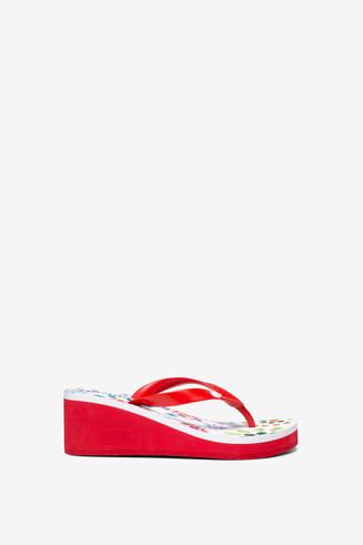 Sandales plateforme