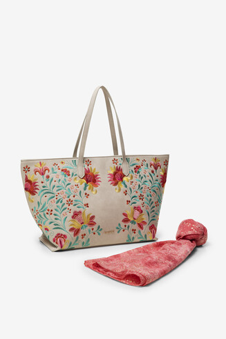 Bag and foulard set