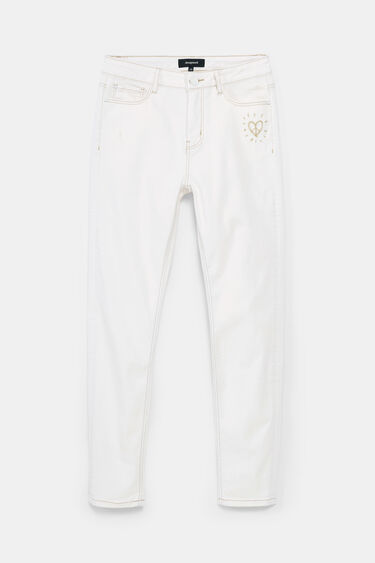 Skinny jeans | Desigual