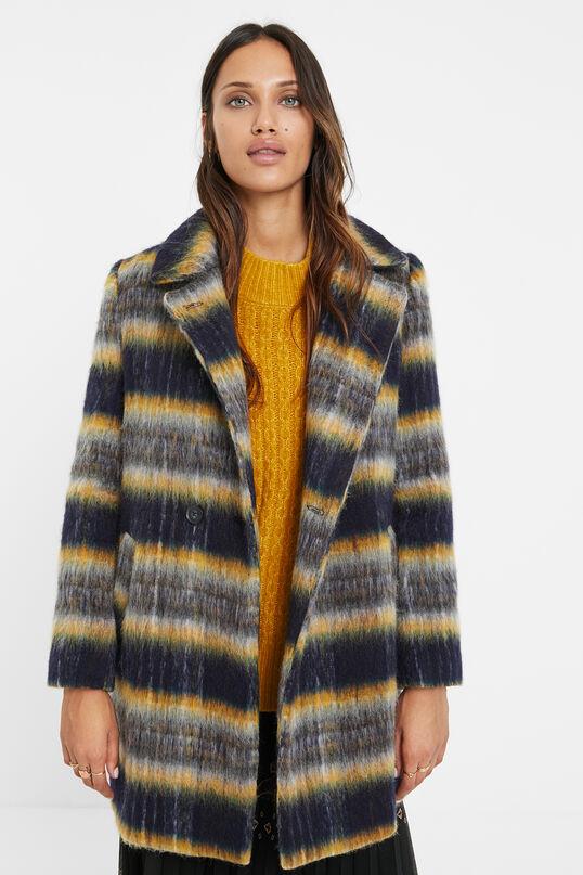 Cappotto lana dritto | Desigual