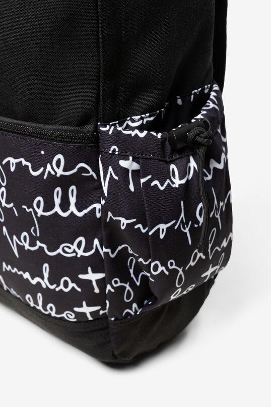 Sac à dos noir style backpack Lojo | Desigual