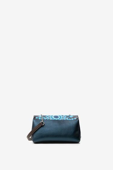 Bandolera mini mandales blaus | Desigual