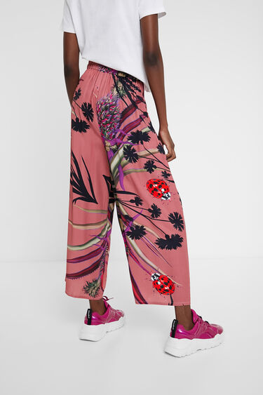 Tropical culottes | Desigual