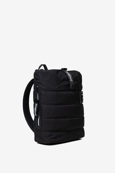 Ecoalf roll-up backpack | Desigual